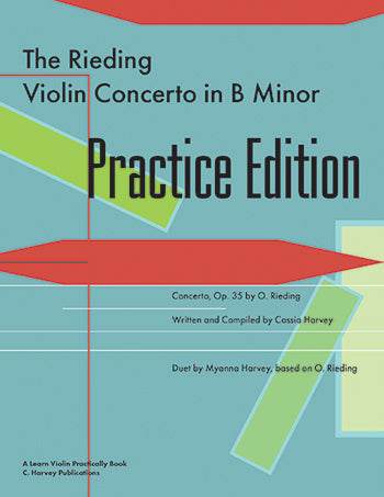 The Rieding Violin Concerto in B Minor Practice Edition - PDF download