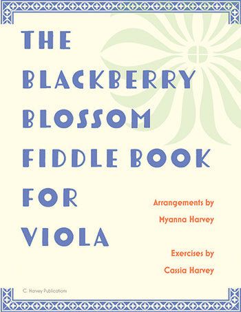 The Blackberry Blossom Fiddle Book for Viola - PDF Download