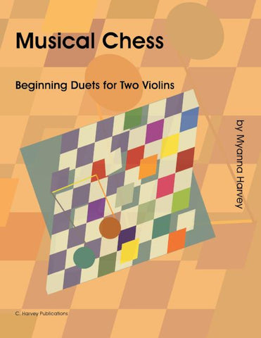 Musical Chess: Beginning Duets for Two Violins - PDF download