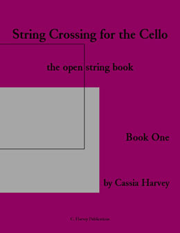 String Crossing for the Cello, Book One- PDF Download