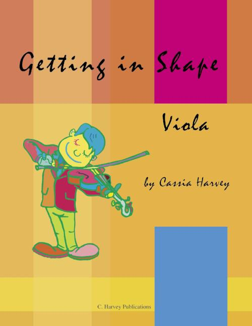Getting in Shape for Viola: a string class method that can also be played in private study.