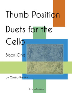 Thumb Position Duets for the Cello, Book One