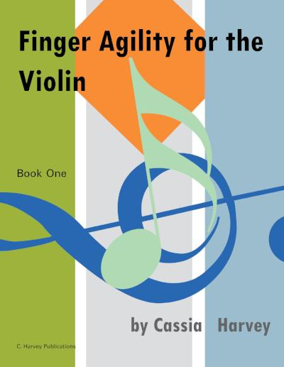 Finger Agility for the Violin, Book One