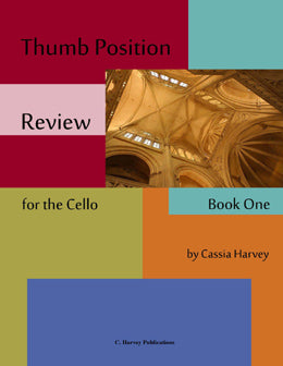 Thumb Position Review for the Cello, Book One- PDF Download