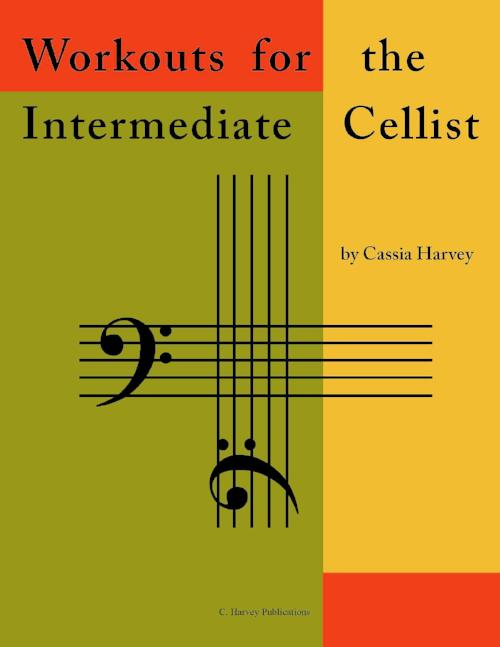 Workouts for the Intermediate Cellist - PDF download