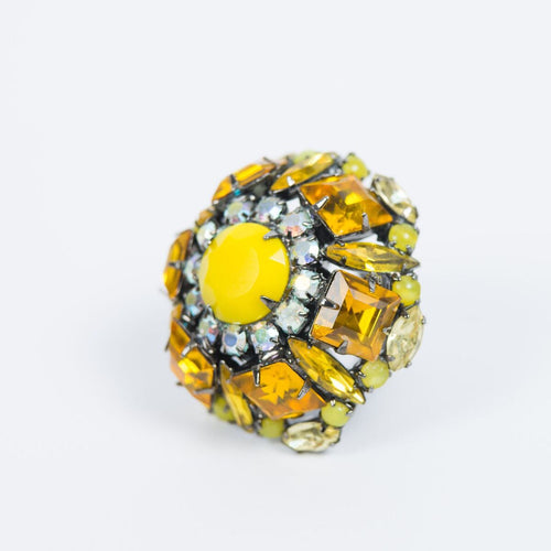 DAVID MANDEL 'The Show Must Go On' Ring