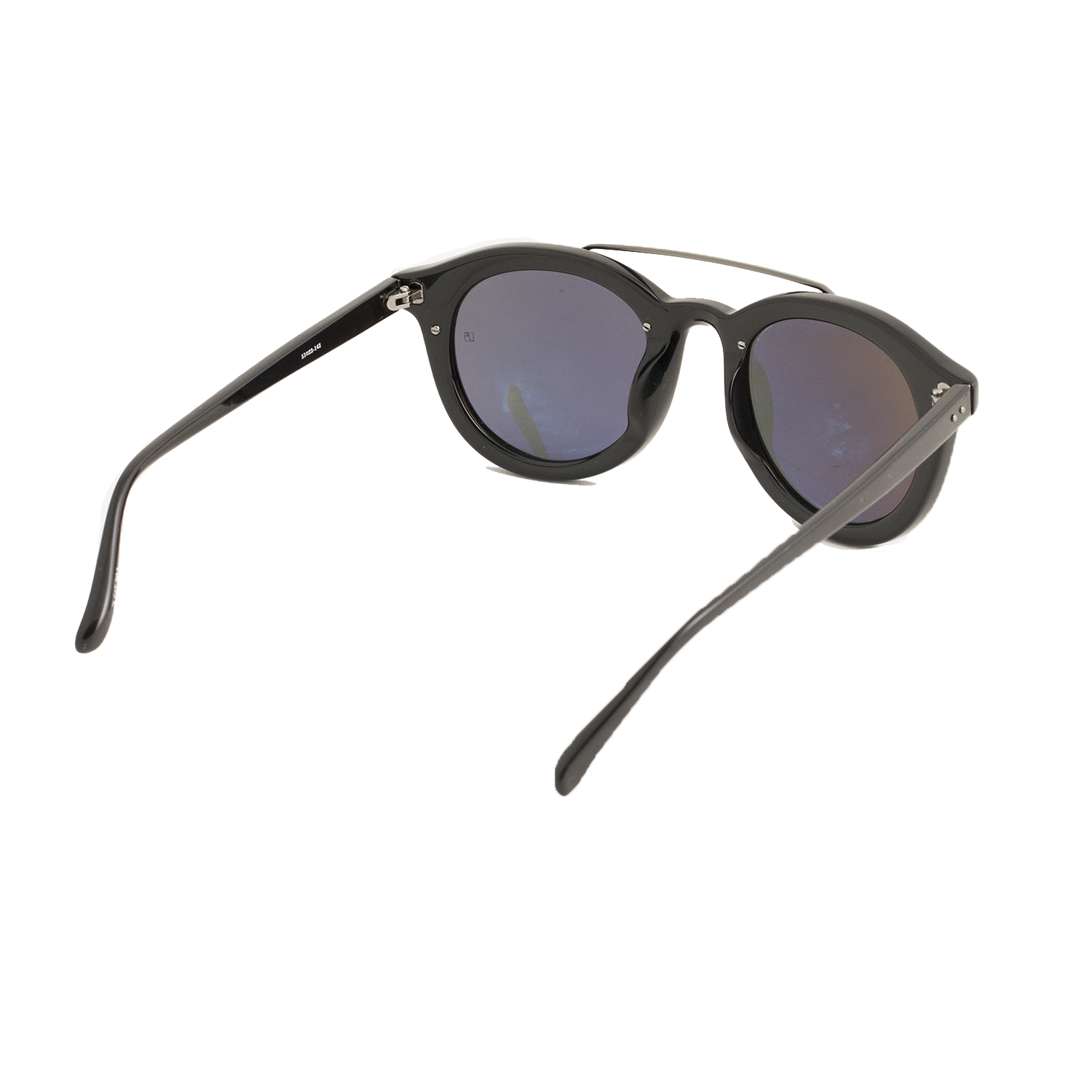 LINDA FARROW Oval Frame Sunglasses