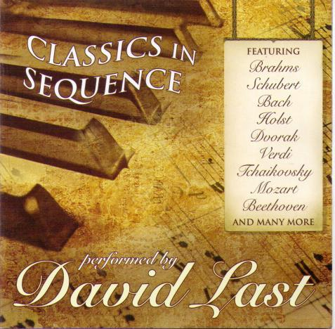 DAVID LAST 'Classics in Sequence' CDTS 167