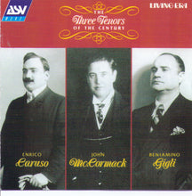 THE THREE TENORS of the CENTURY - CD AJA 5137
