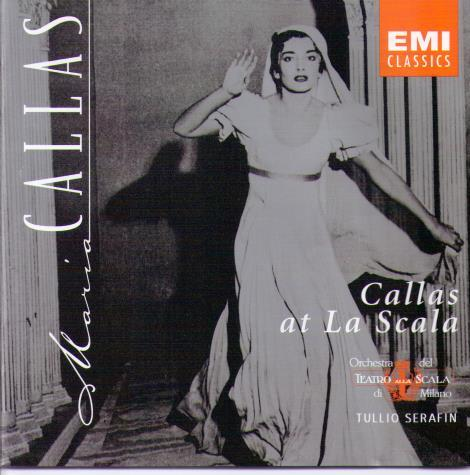 MARIA CALLAS 'at La Scala' 5 66457 2