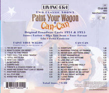 Paint Your Wagon - Can-Can - CD AJA 5600