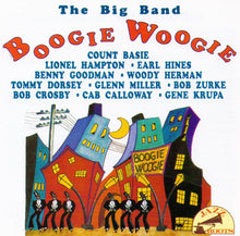 THE BIG BAND - BOOGIE WOOGIE - CD 56032
