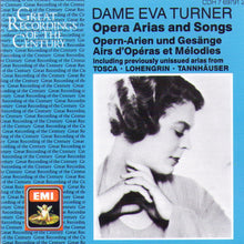 "DAME EVA TURNER ""Opera Arias and Songs"" 7 69791 2"