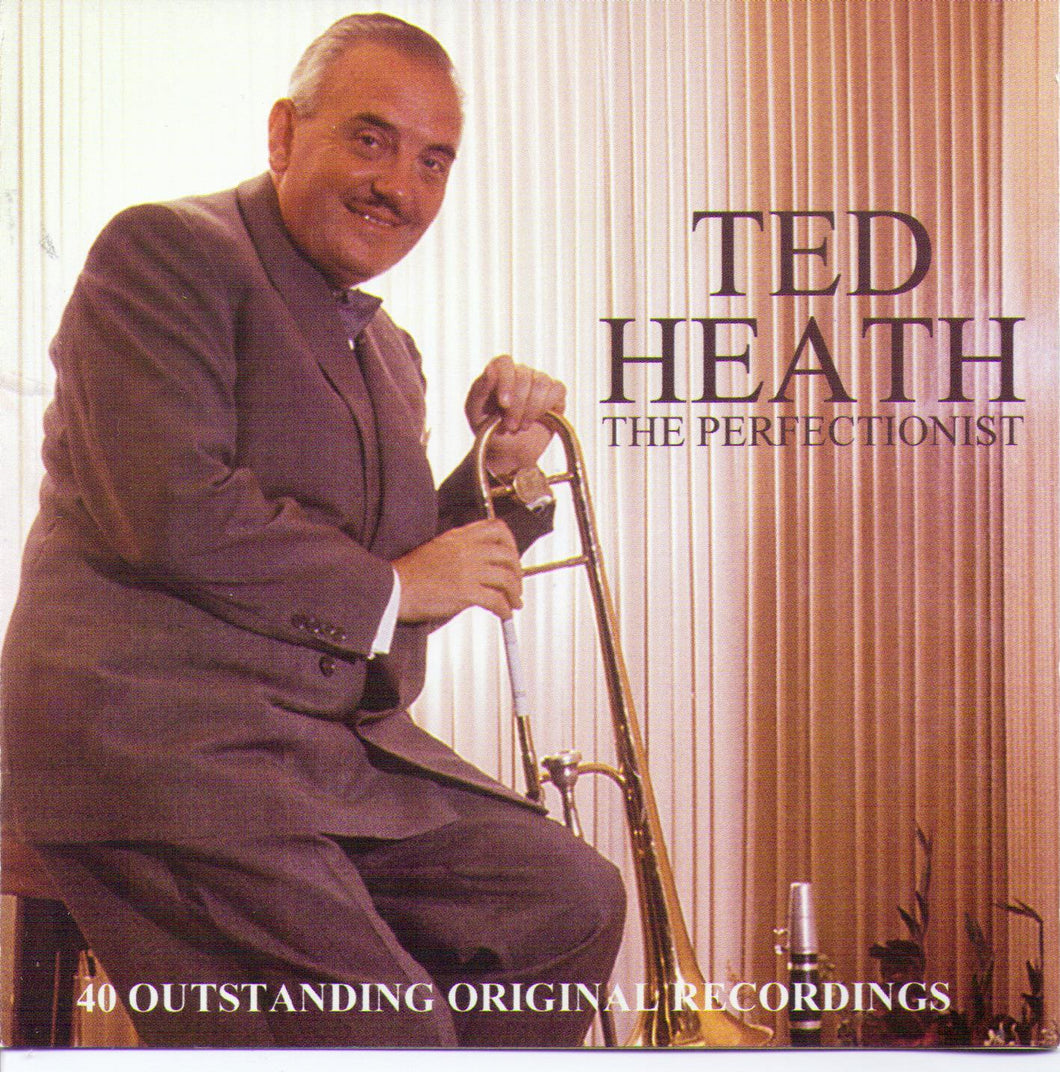 TED HEATH - The Perfectionist - 2-CD-38274