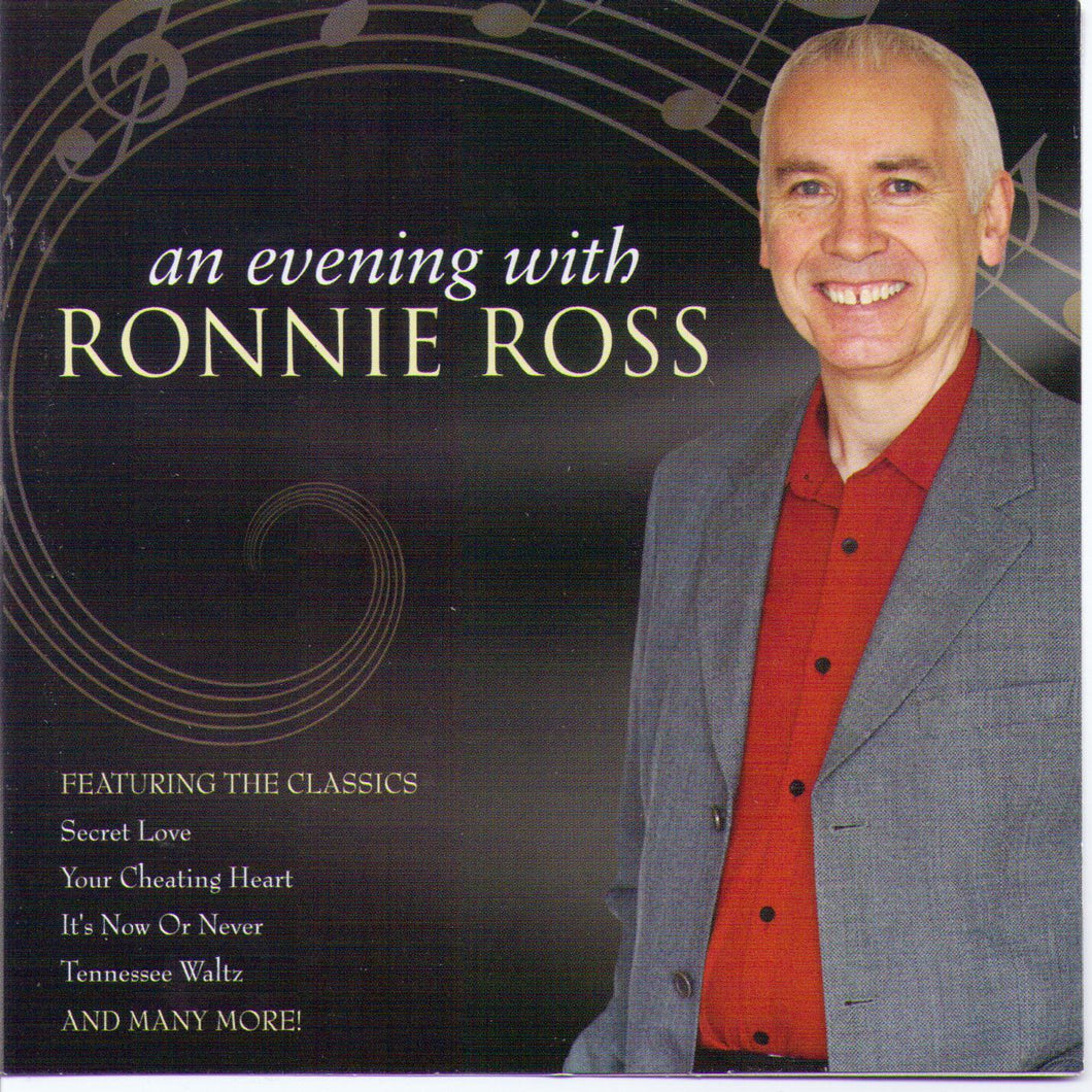 RONNIE ROSS