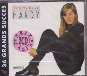 FRANCOISE HARDY '36 Grands Succes' 2cd-Set VG 660516