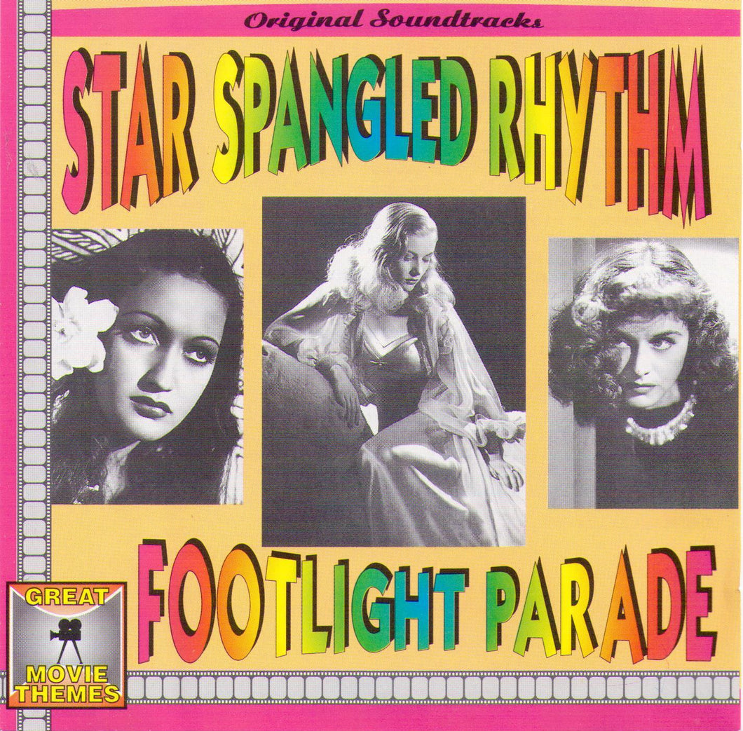 Star Spangled Rhythm - Footlight Parade - Cd 60013