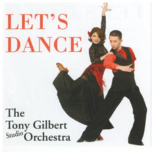 TONY GILBERT STUDIO ORCHESTRA 'Let's Dance' CDTS 2008