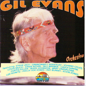 GIL EVANS Orchestra - CD 53158