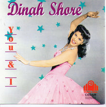 "DINAH SHORE "" You and I"" CDHD 231"