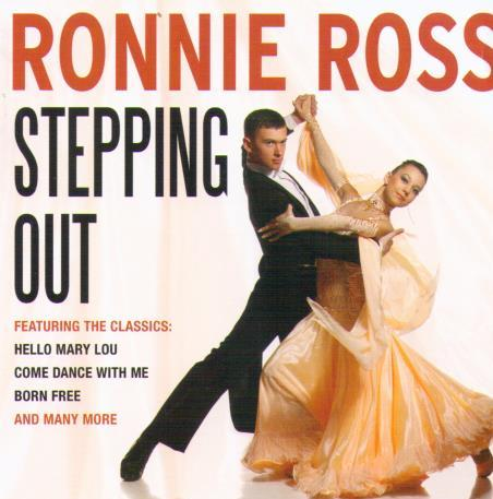 RONNIE ROSS 'Stepping out