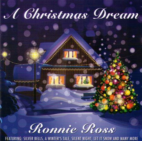 RONNIE ROSS 'A Christmas Dream' CDTS 203