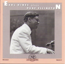 EARL HINES plays Duke Ellington - 2-CD-NW-361/2