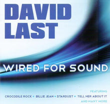 DAVID LAST 'Wired For Sound' CDTS 190