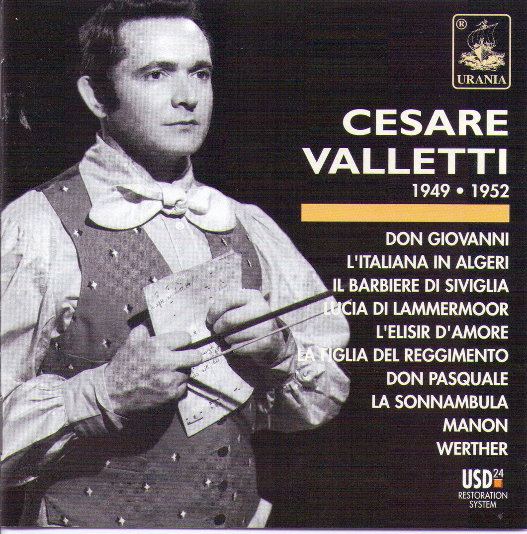 CESARE VALLETTI - 1949-1952 - URN 22.236