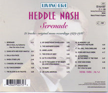 HEDDLE NASH - Serenade - CD AJA 5227