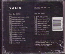 VALIS ... an opera by Tod Machover...2CD-BCD 9007