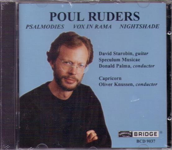 POUL RUDERS...BCD 9037