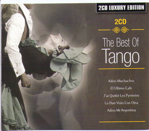 BEST of TANGO - 2-cd-3898242