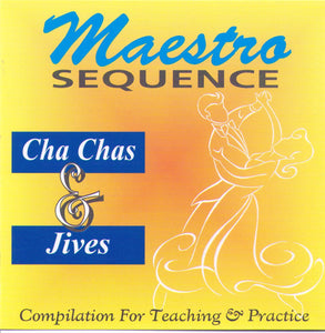 "CHA CHAS & JIVES ""Sequence Compilation"" CDTS 025"