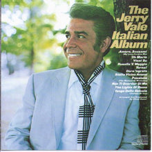 JERRY VALE 'The Italian Album' CK 30389
