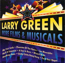 LARRY GREEN 'More Films & Musicals' CDTS 205