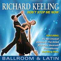 Richard Keeling - Don't Stop Me Now (Ballroom & Latin)