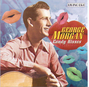 GEORGE MORGAN - Candy Kisses - CD AJA 5496