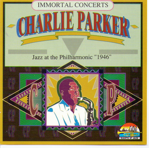 Charlie Parker in Jazz at the Philharmonic