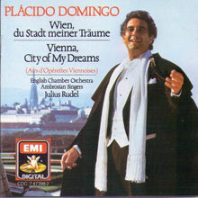 PLACIDO DOMINGO 'Vienna, City of My Dreams' 7 47398 2