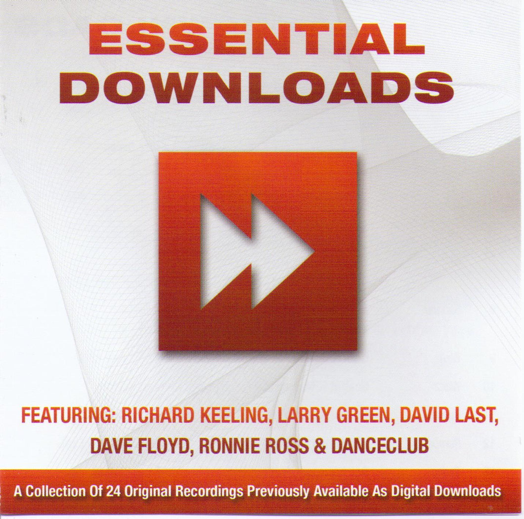 ESSENTIAL DOWNLOADS - various artists - CDTS 212