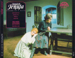 JENUFA (Janacek) 10 2751-2 (2-cd Set)