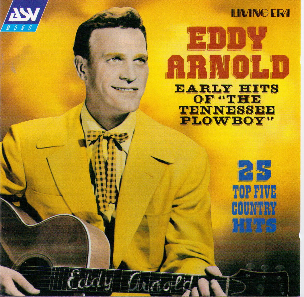 EDDY ARNOLD - Early hits of