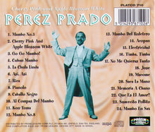 PEREZ PRADO - Cherry Pink & Apple Blossom White - PLATCD 710