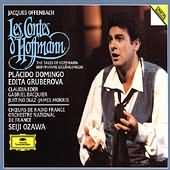 PLACIDO DOMINGO  'The Tales of Hoffman' 427 682-2 (2-cd Set)
