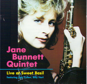 JANE BUNNETT QUINTET - Live at Sweet Basil - CAN-9009