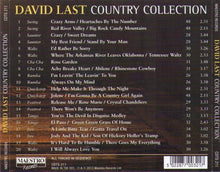 DAVID LAST 'Country Collection' CDTS 211