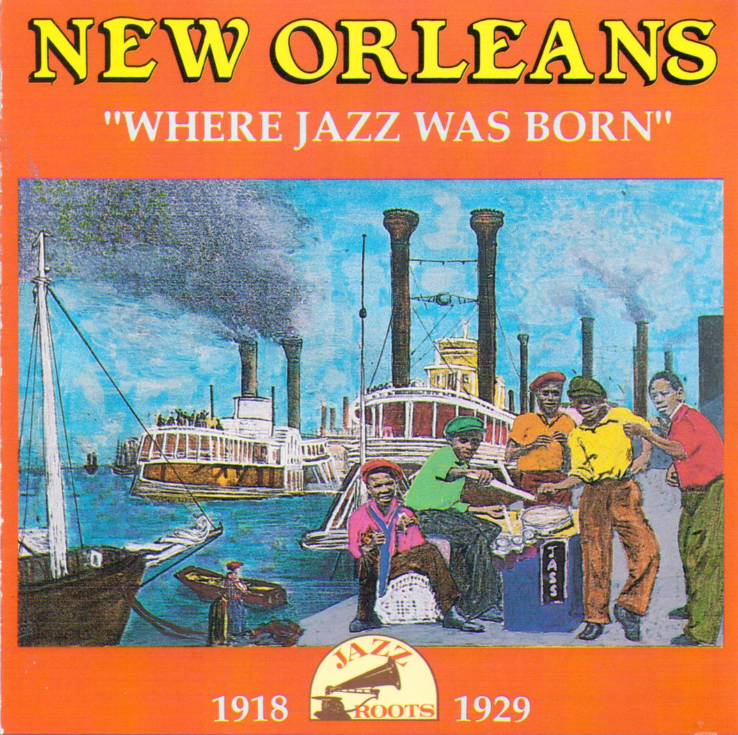 NEW ORLEANS 1918-1929