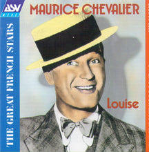 "MAURICE CHEVALIER - ""Louise"" - CD AJA 5233"