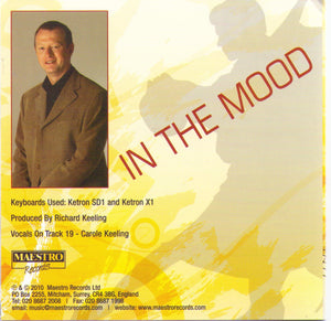 "RICHARD KEELING ""In The Mood"" CDTS 181"